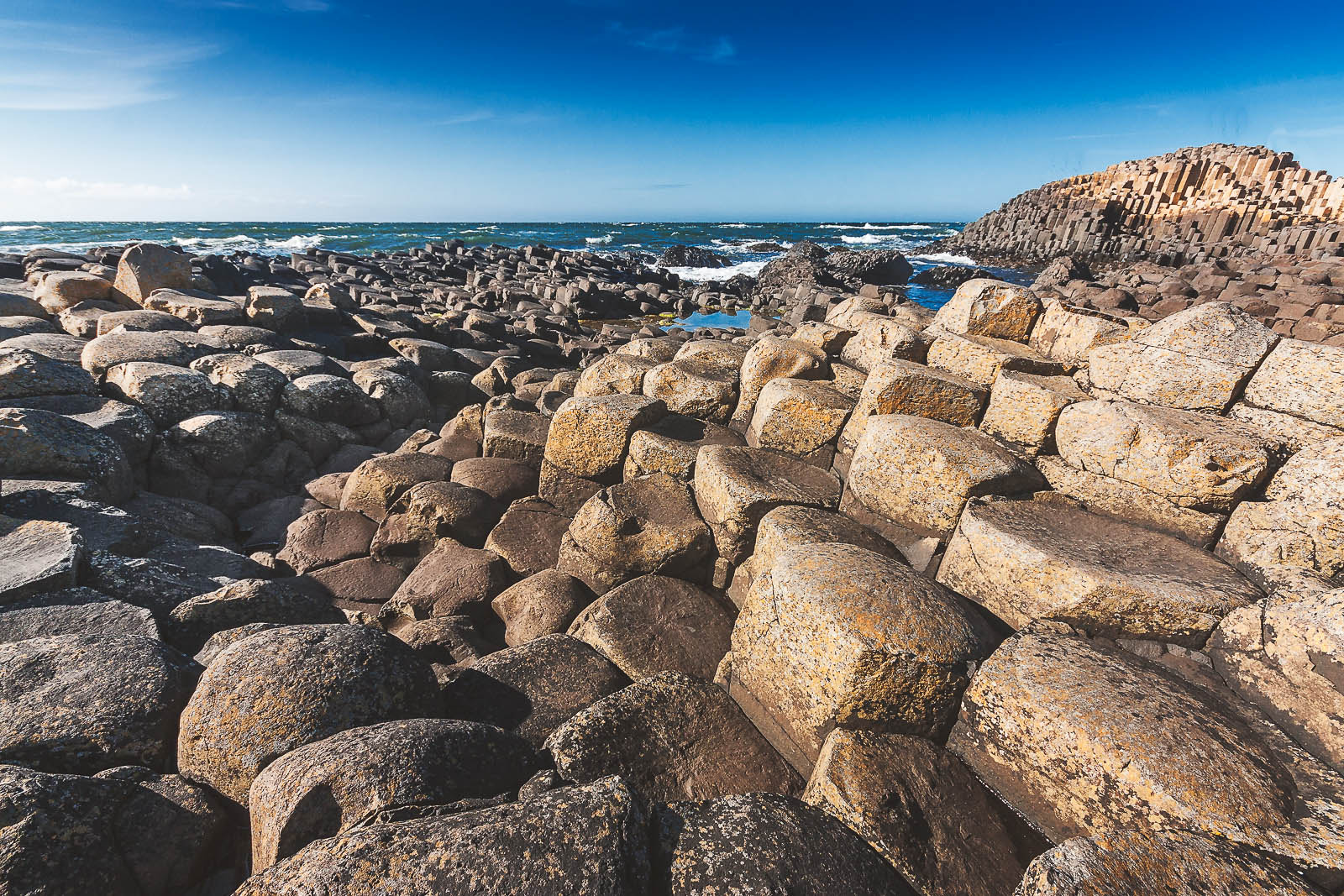 Photograph Giant's Causeway by Jesús Villalba on 500px
