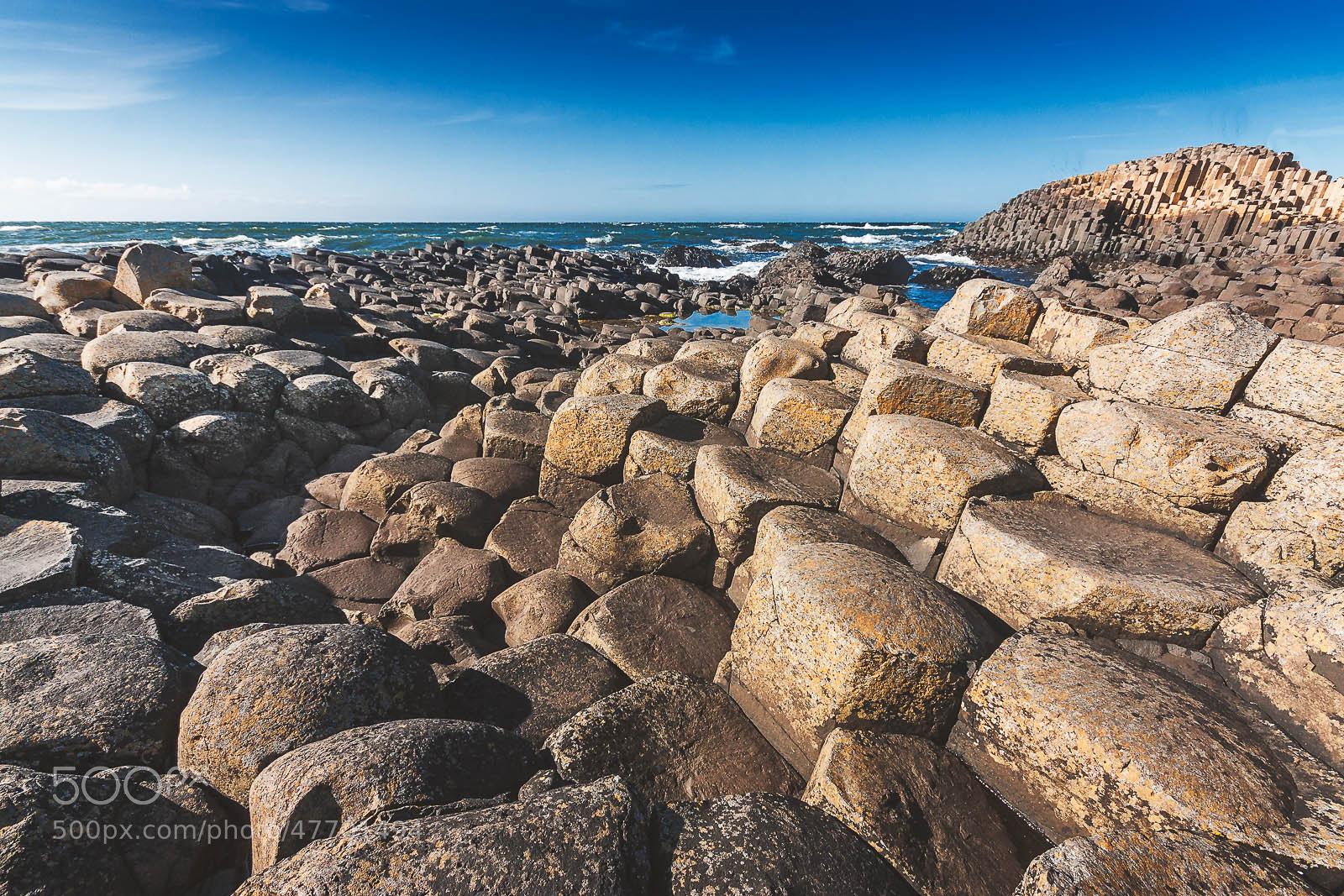 Photograph Giant's Causeway by Jesús Villalba on 500px