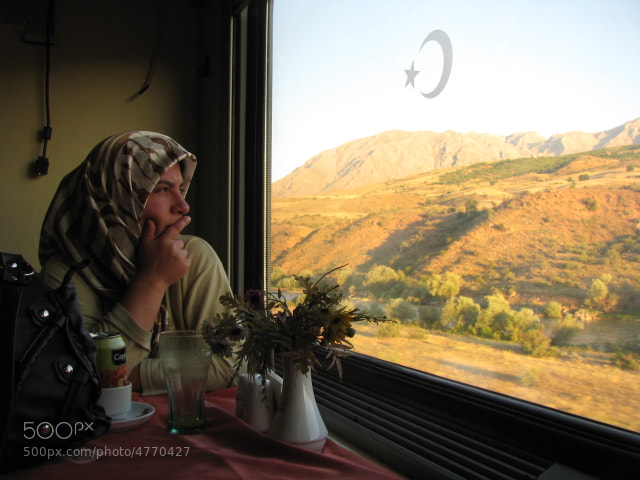 Photograph Woman in Turkey by Lewis Holland on 500px