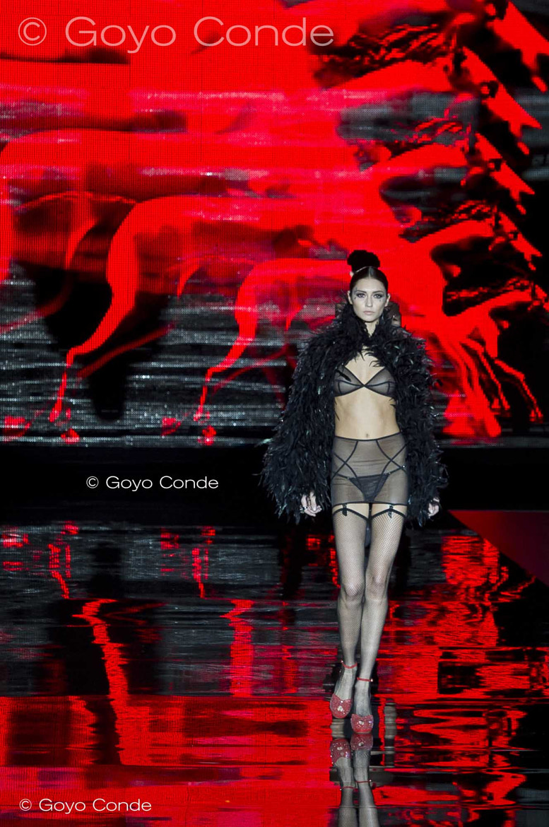 Photograph Mercedes Fashion Week 2012 by Goyo  Conde on 500px