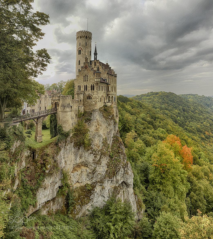 Photograph Schloss Lichtenstein by Benno Pütz on 500px
