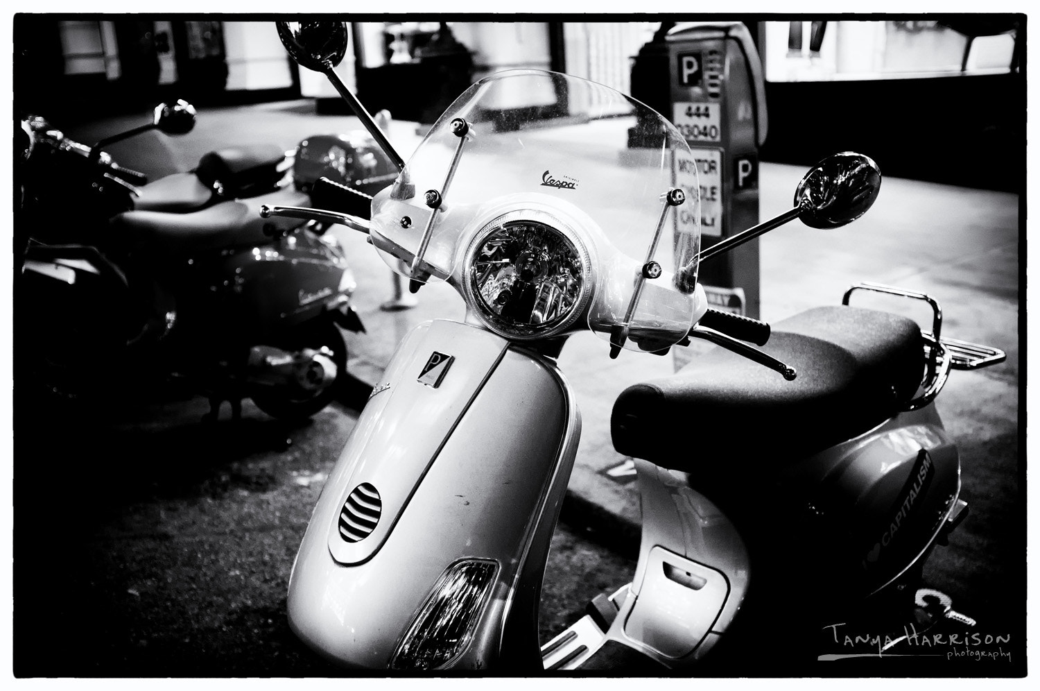 Photograph Vespa by Tanya Harrison on 500px