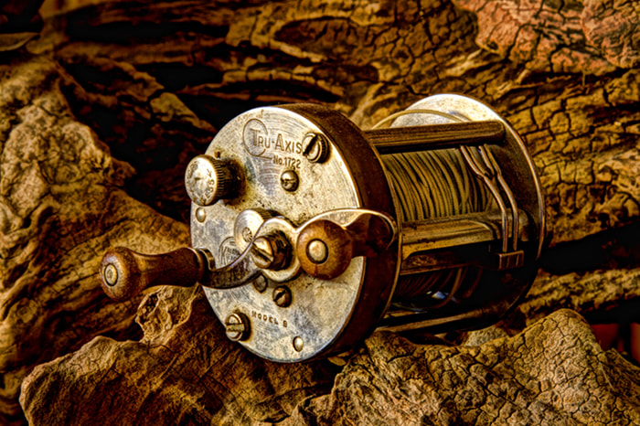 Photograph Grand Pap's Reel by Harold Stinnette on 500px