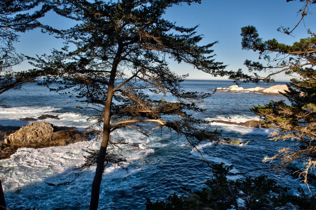 Photograph Peek-a-Boo View in Carmel by Mark Ellison on 500px