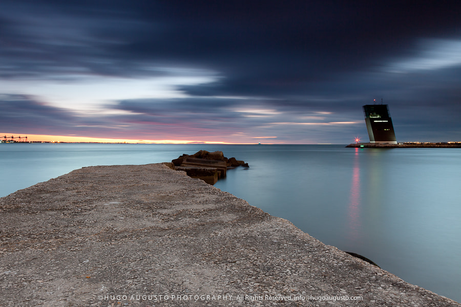 Photograph The Tower by Hugo Augusto on 500px