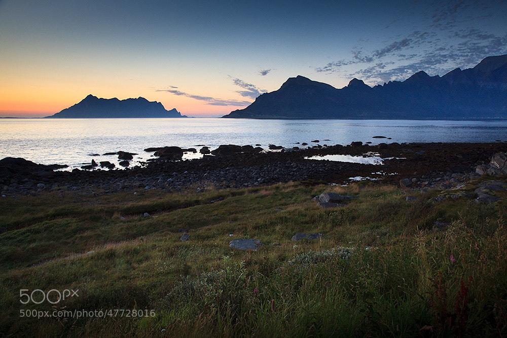 Photograph Fugløya by Jon Packer on 500px