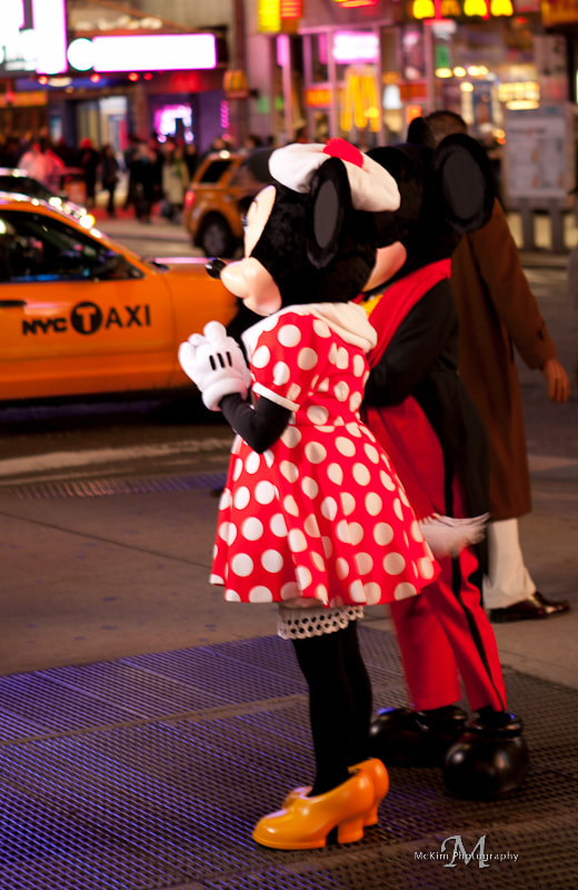 Photograph Minnie Mouse by Billy Mc Kim on 500px