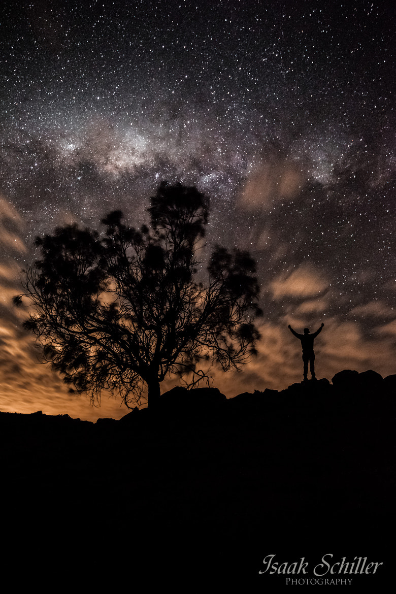 Photograph Under the Stars by Isaak  Schiller on 500px
