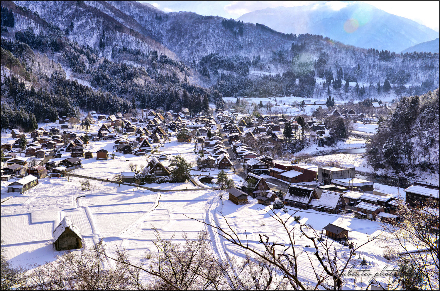 Photograph Shirakawa-go by Reuben Teo on 500px