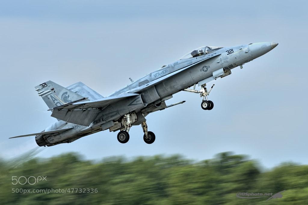 Photograph taking off by Darek Siusta on 500px