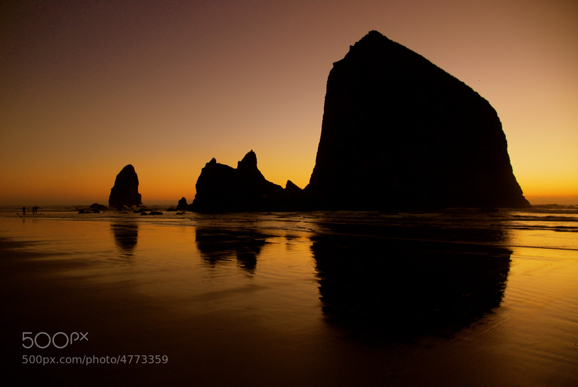 Photograph Haystack Rock by Jeff Scozzafava on 500px