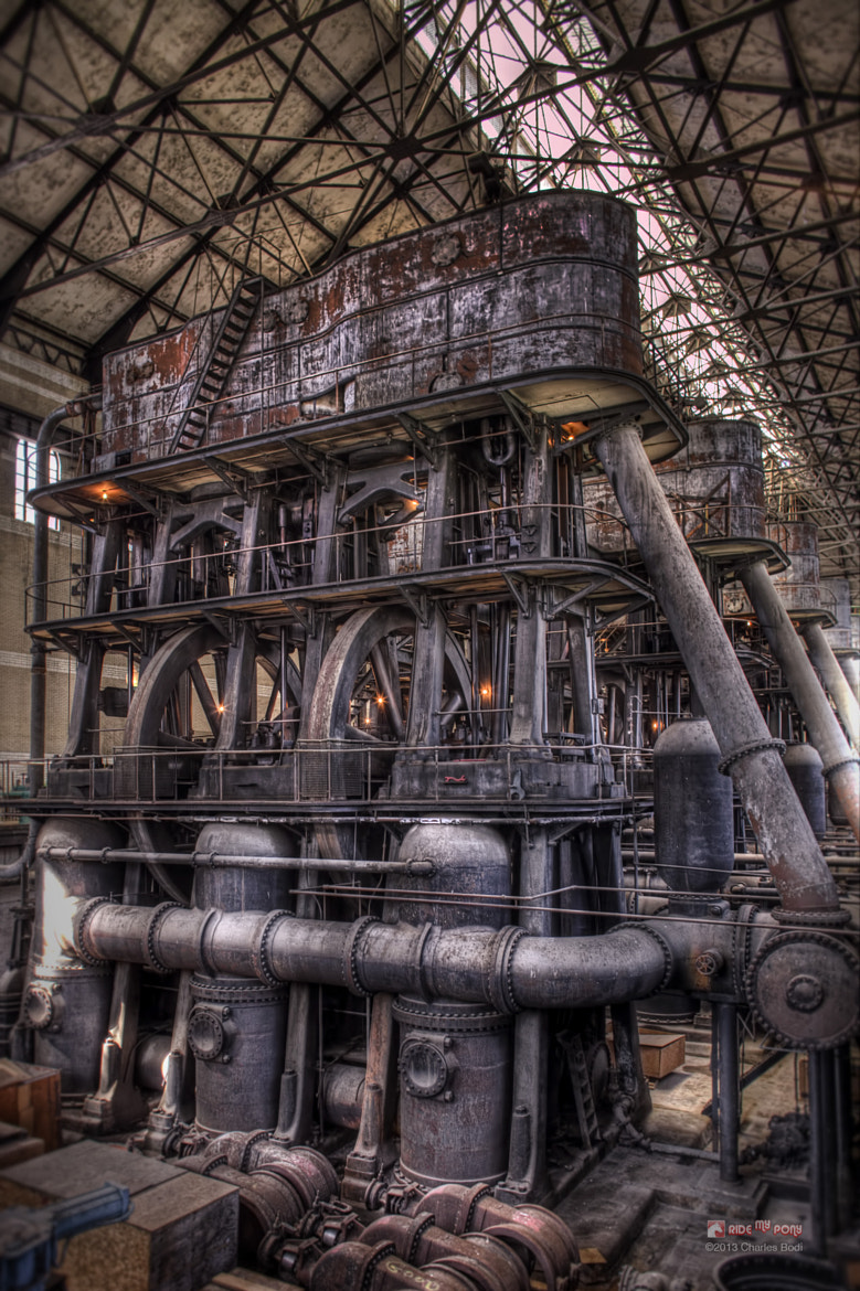 Photograph Steampunk by Charles Bodi on 500px