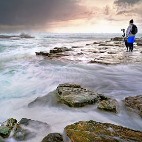 Calmly waiting for the sunshine by AtomicZen : ) (AtomicZen)) on 500px.com