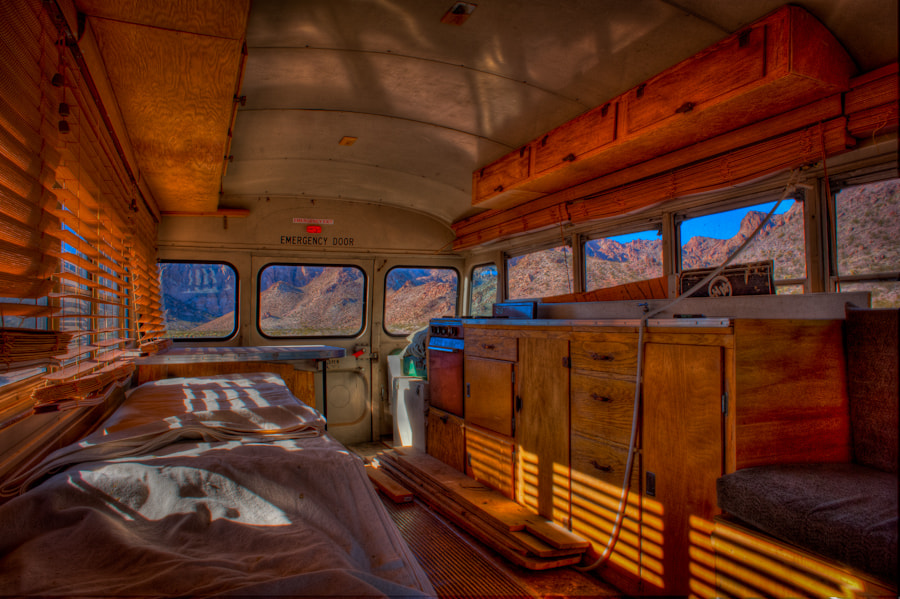 Photograph Home on Wheels by Jeff Weiler on 500px