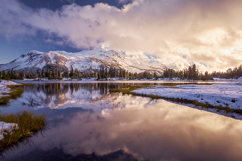 Photograph Alpine Atmosphere by Alan Howe on 500px