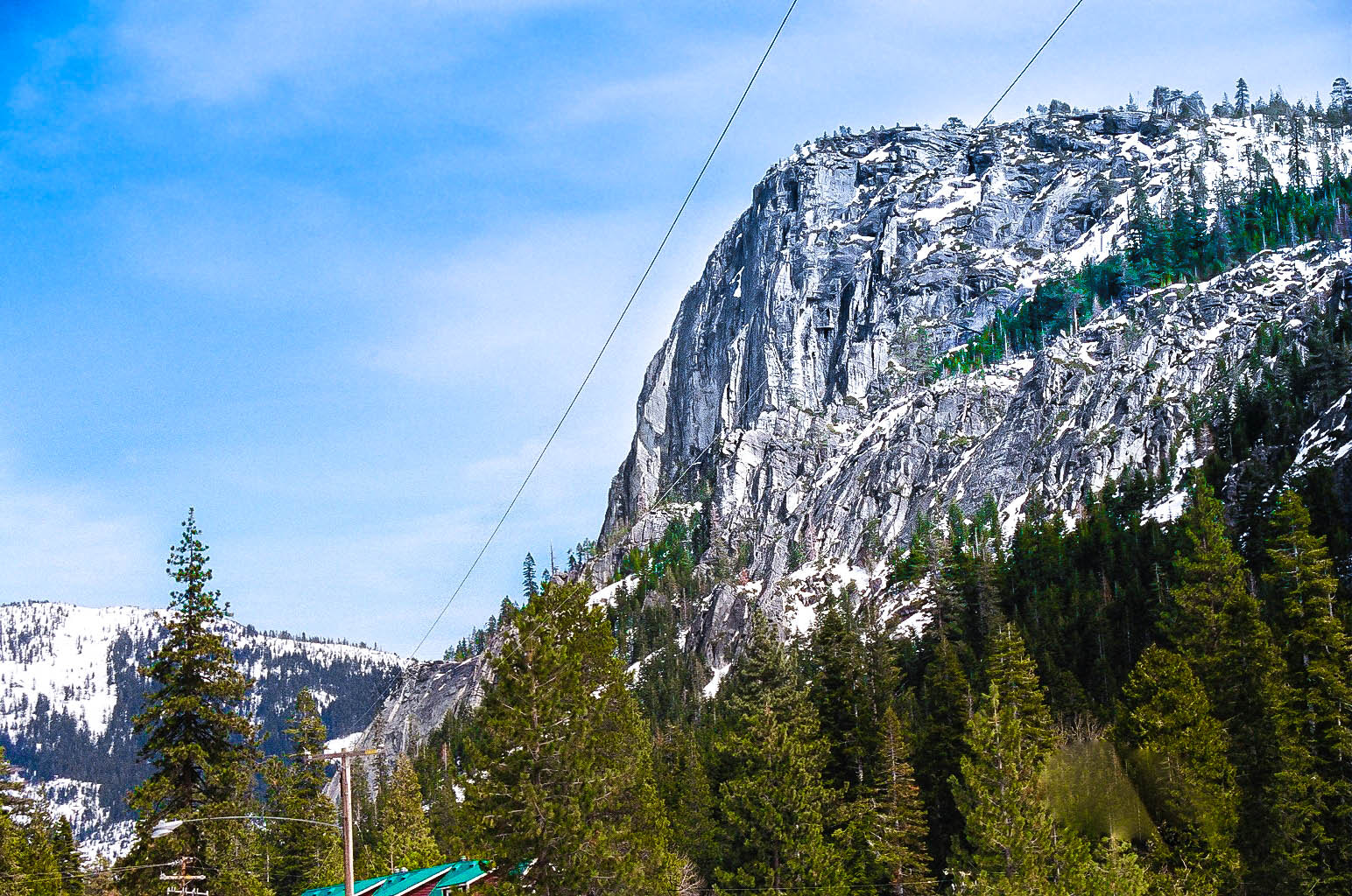 Photograph Lake Tahoe cable car by Jersey Joe on 500px