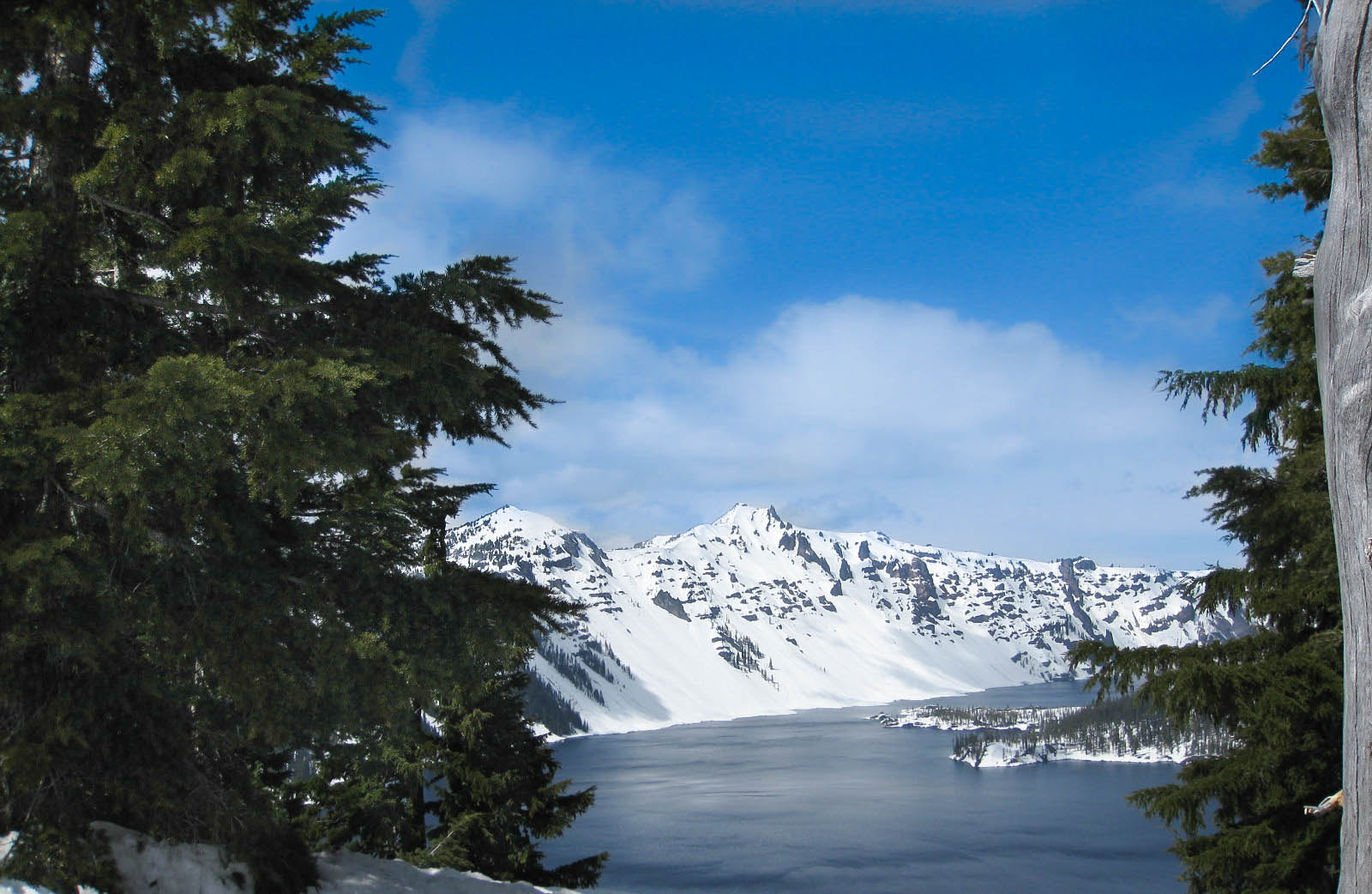 Photograph Hiking in the Crater Lake by Jersey Joe on 500px