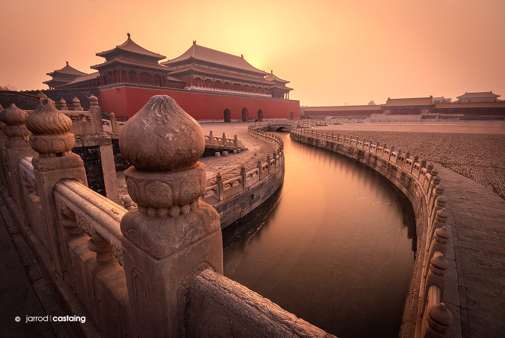 Photograph Forbidden City by Jarrod Castaing on 500px