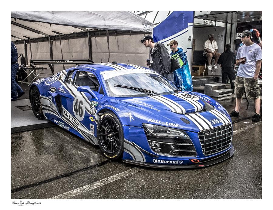 Audi R8 GRAND-AM 2013