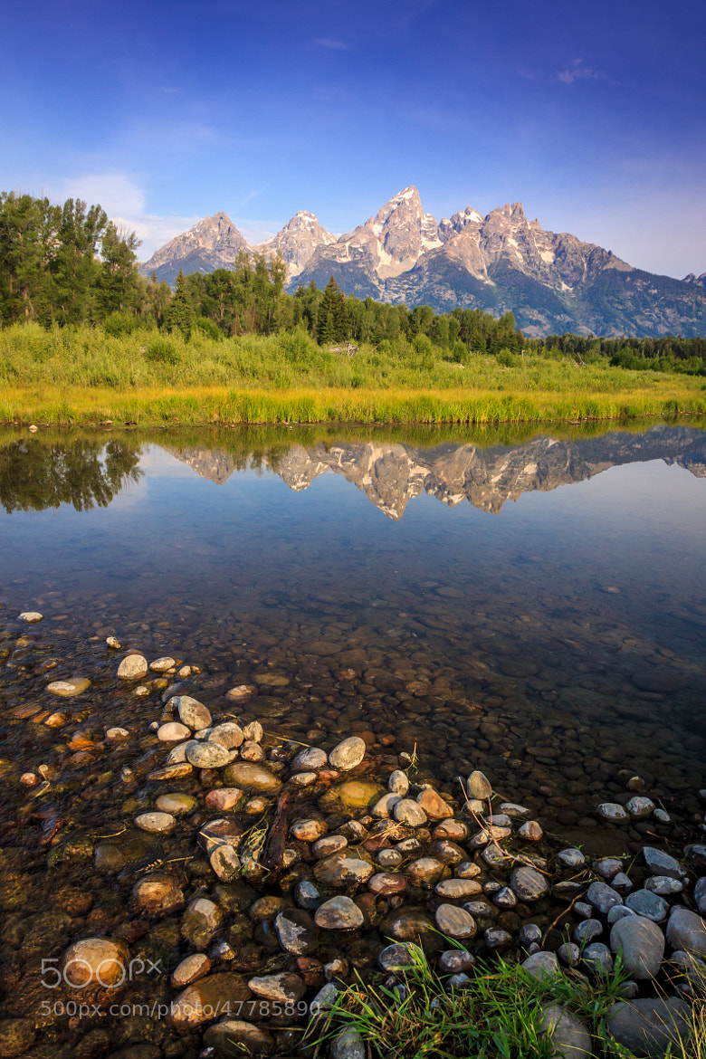 Photograph Grand Teton by Hang Yuan on 500px