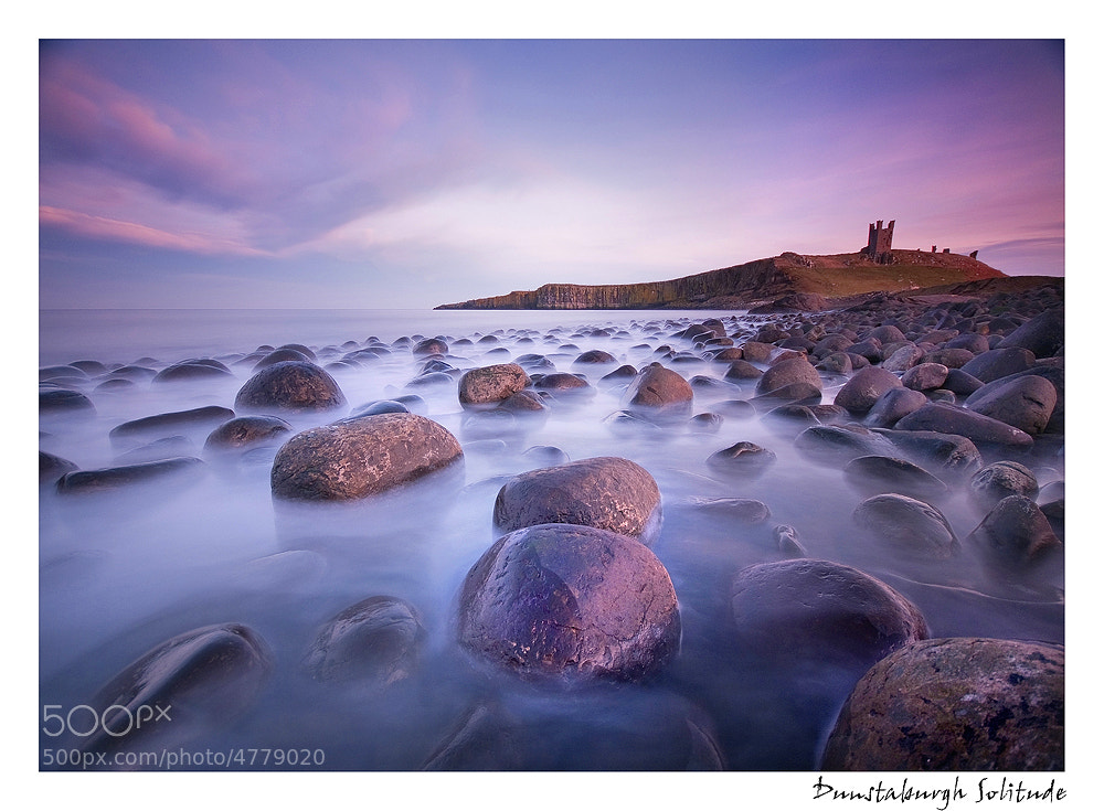 Photograph Dunstanburgh Solitude by Angela  Joel on 500px