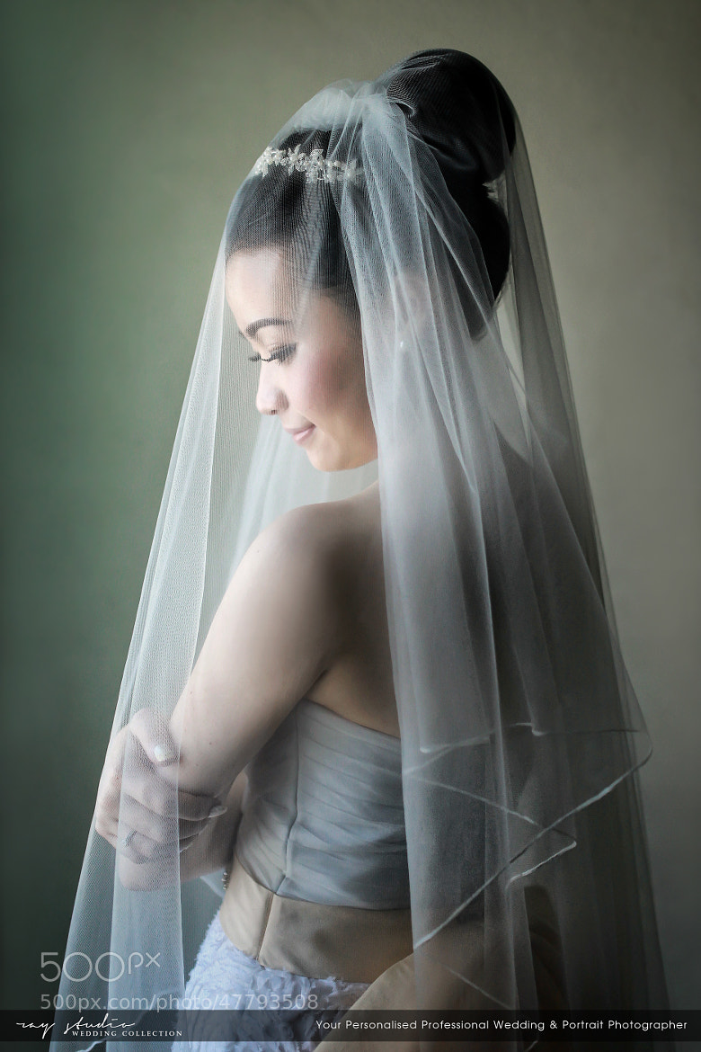 Photograph Bride Alone by Ray Loh on 500px