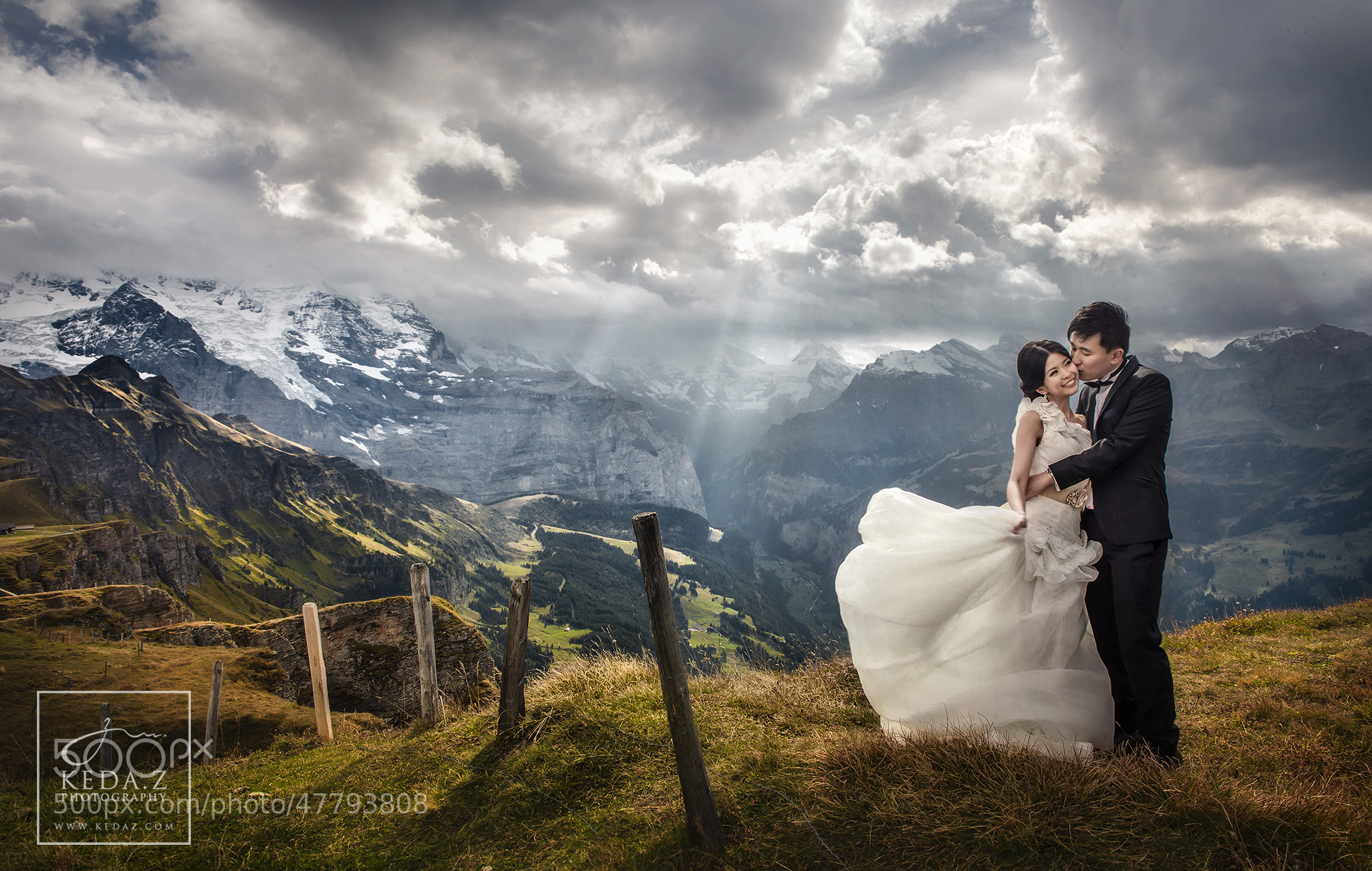 Photograph Journey of love in Switzerland by Keda.Z Feng on 500px