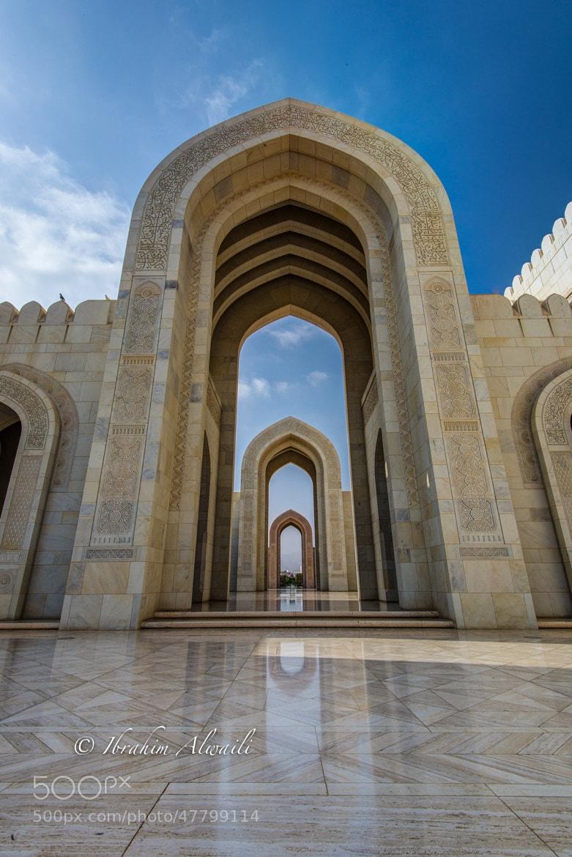 Photograph Majestic Gates by Ibrahim AlWaili on 500px