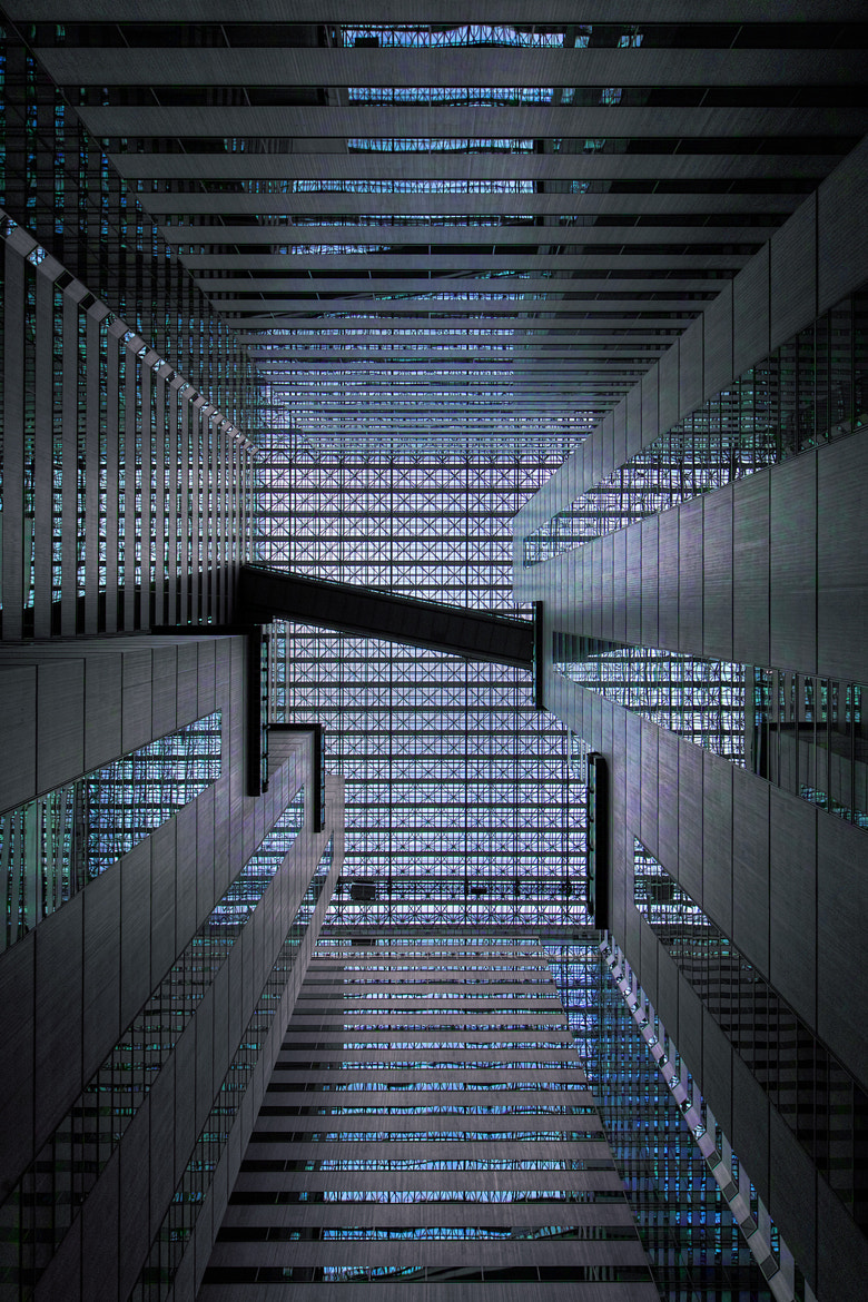 Photograph Reactor Core by Azul Obscura on 500px