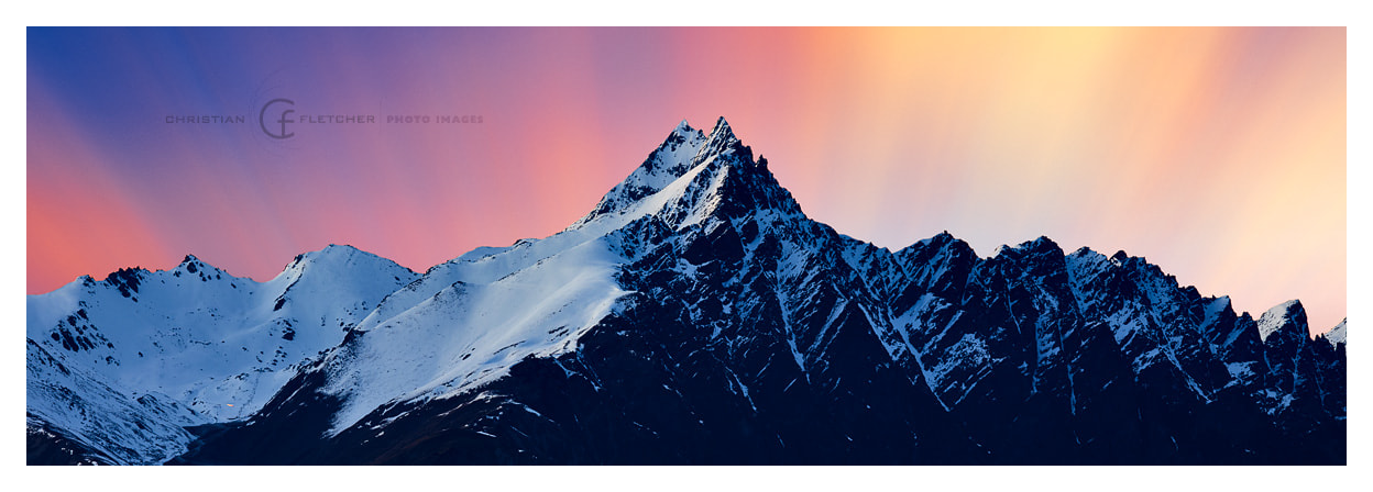 Photograph The Remarkables, New Zealand by Christian Fletcher on 500px