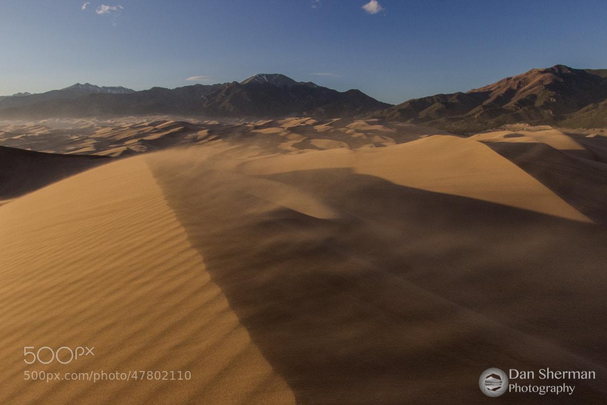 Photograph High Dune by Dan Sherman on 500px