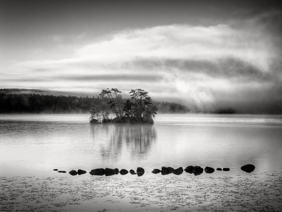 Moose Pond, Bridgton, Maine