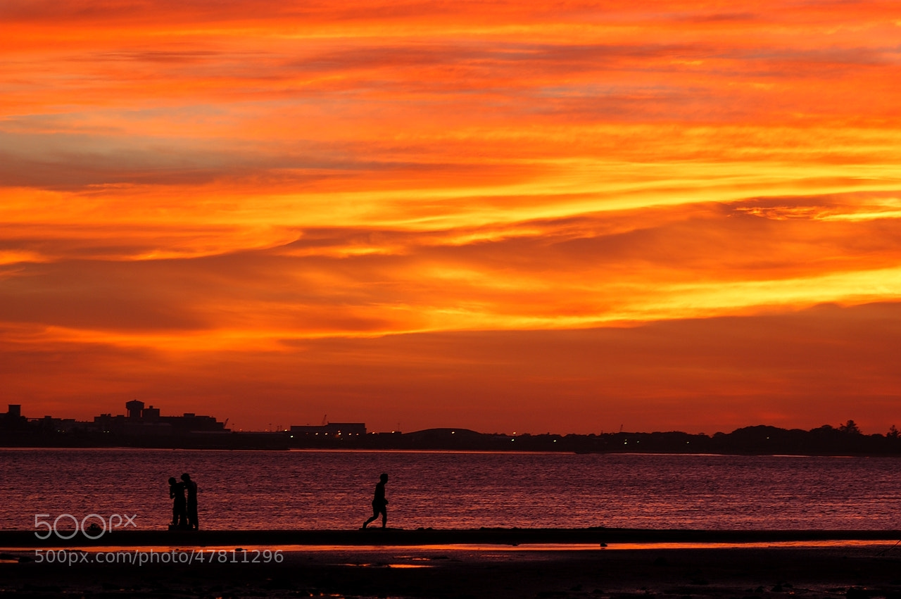Photograph Tamsui River by Pauzmantoll on 500px