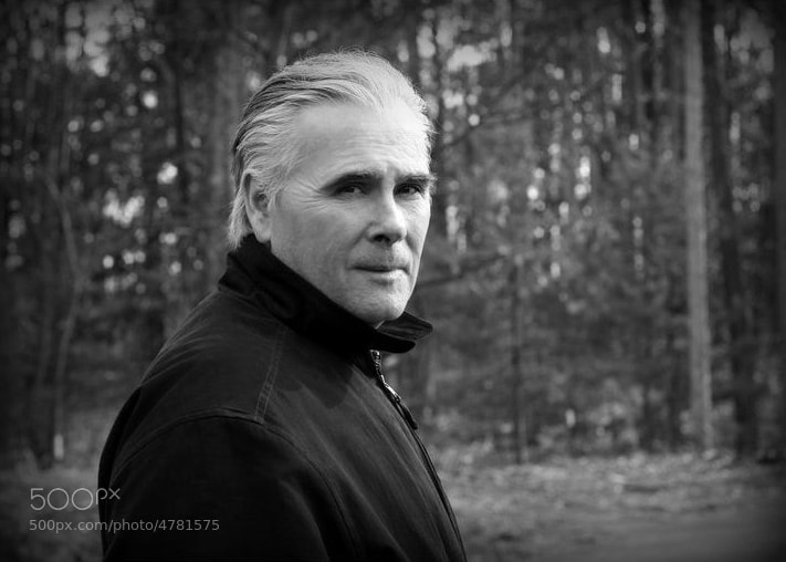 Photograph Playwright Wayne Erreca by Sandra McClain on 500px