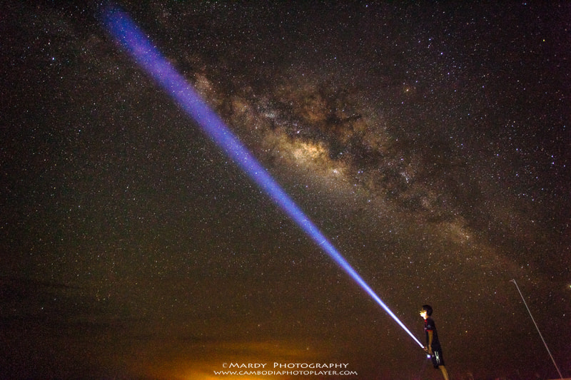 Photograph Khmer Milky Way! by Mardy Suong Photography on 500px