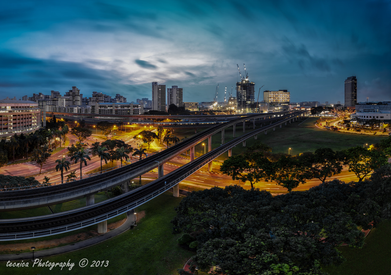 Photograph Jurong Awakening by t e c n i c a on 500px