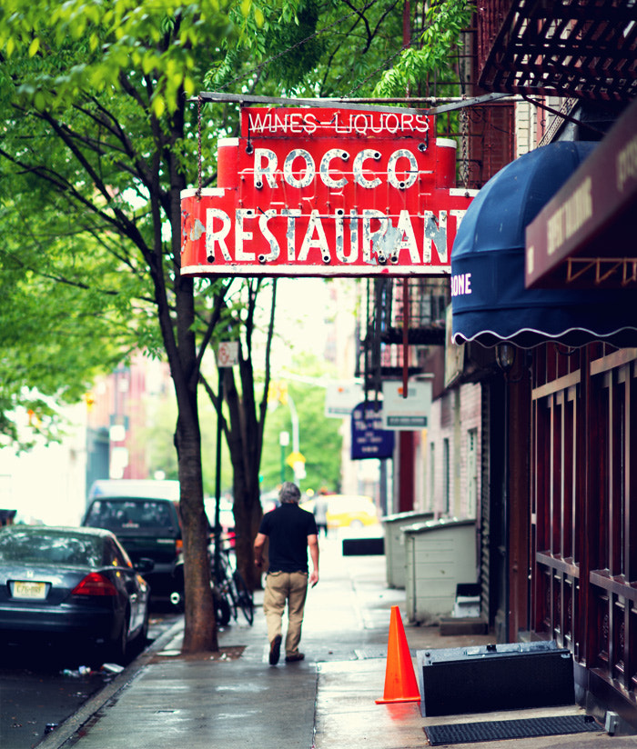 Photograph Rocco Restaurant by Faisal Sultan on 500px