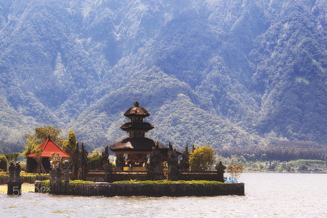 Photograph Ulun Danu Temple, Bali by Gusti Yogiswara on 500px