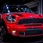 Постер, плакат: MINI COOPER S COUNTRYMAN | IIMS2013
