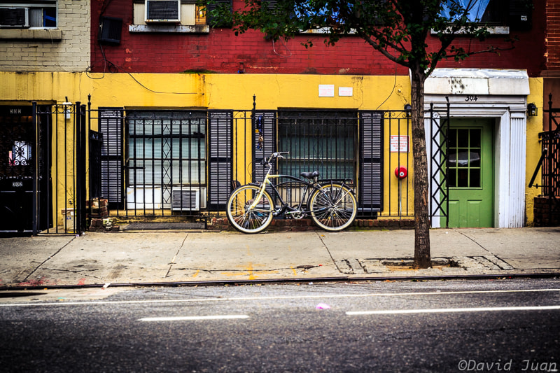 Photograph New York City Bicycle by David Juan on 500px