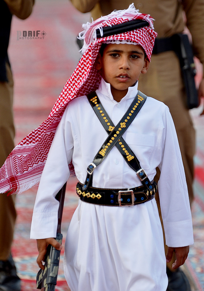 Photograph saudian kid by Daifallah Mansour on 500px