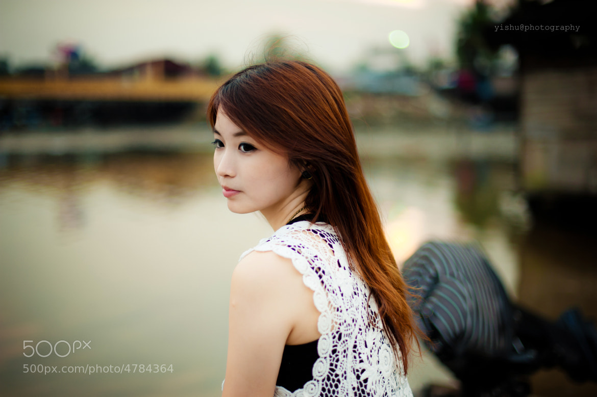 Photograph stephy by yishu on 500px