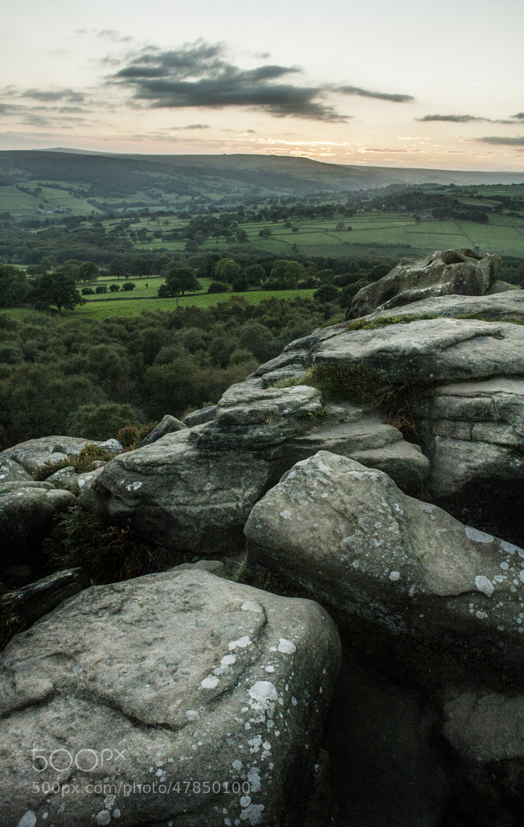Photograph Rocky overhang by Ryan Buckley on 500px
