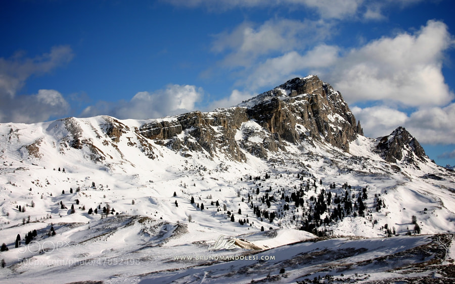 windy Alta Badia