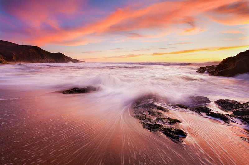 Photograph Gray Whale Cove by Lukas Wenger on 500px