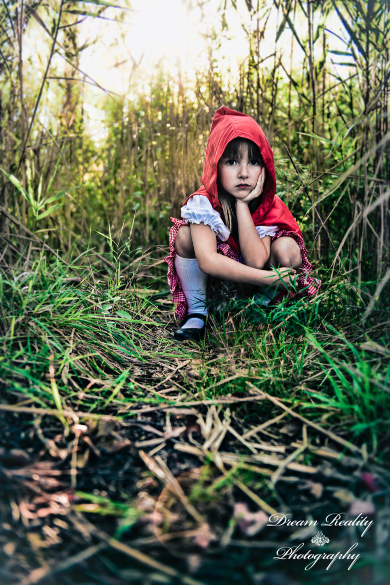 Photograph Little Red Riding Hood by Dream Reality  Photography on 500px