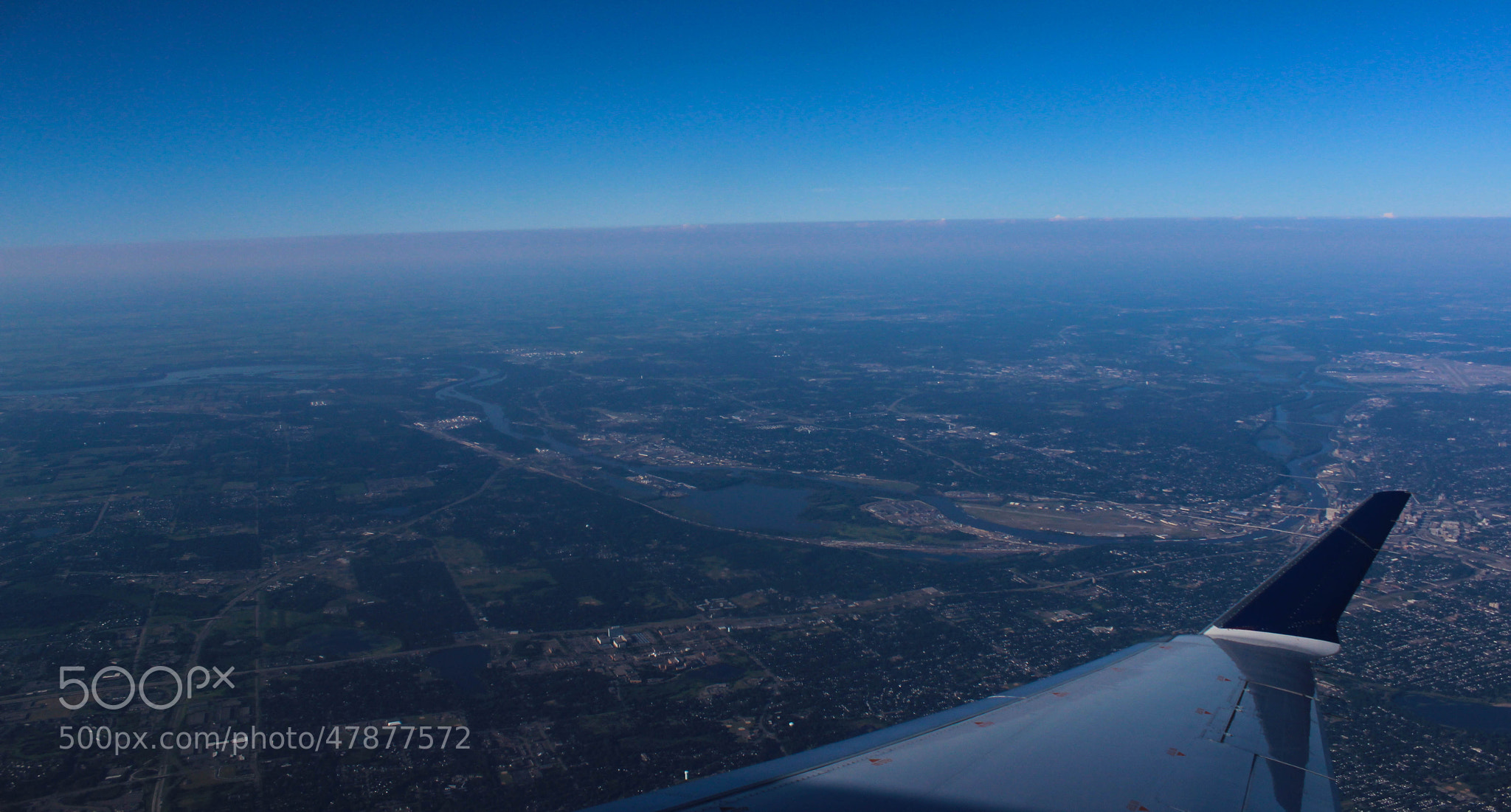 Photograph wing view. by Adriana Vazquez on 500px