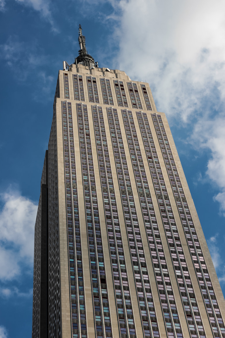 Photograph Empire State Building by Georgina Gomez on 500px