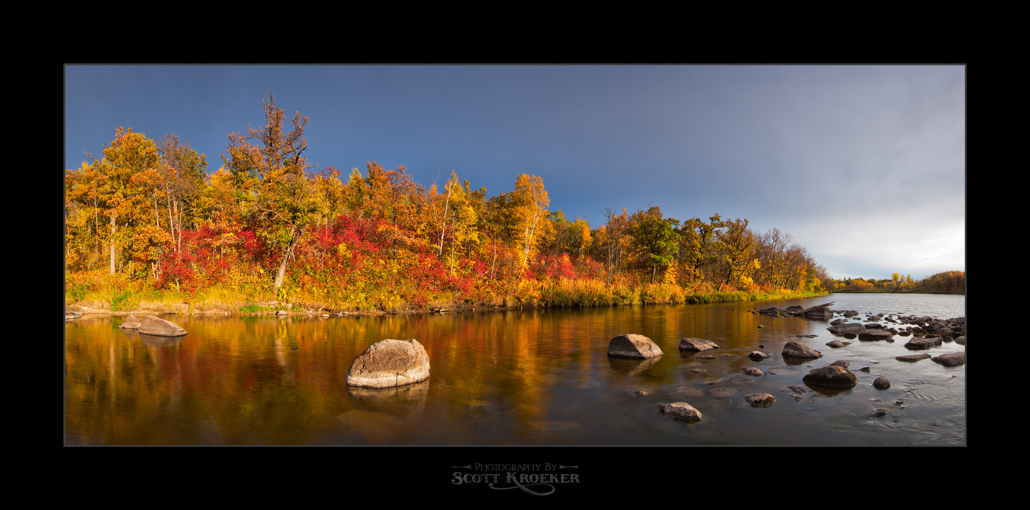 Photograph Autumn by Scott Kroeker on 500px