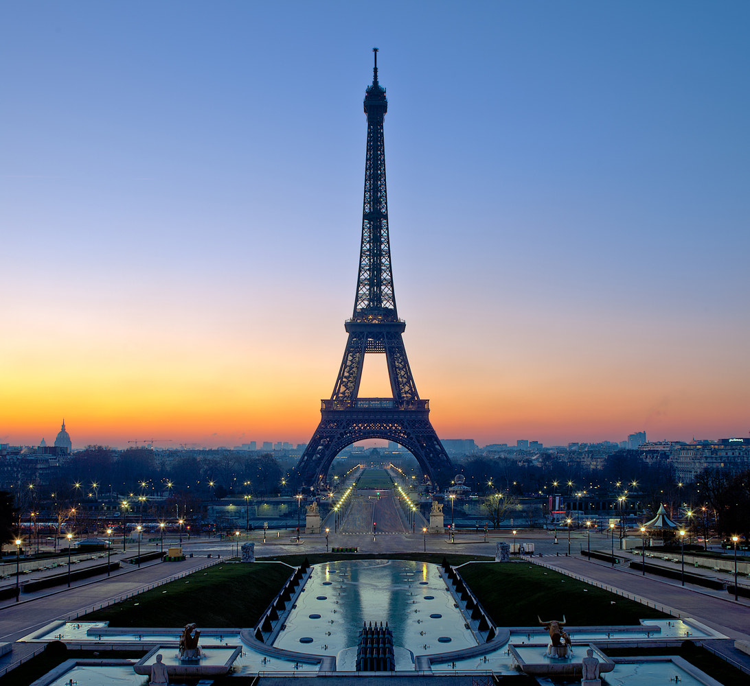Photograph Paris -8°C by Cal Redback on 500px